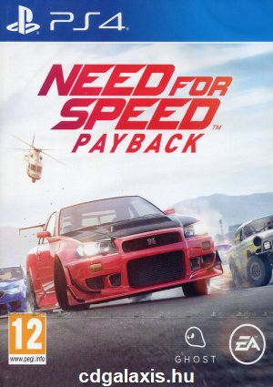 Playstation 4 Need for Speed Payback