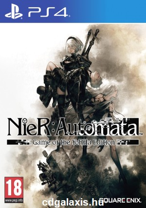 Playstation 4 NieR: Automata Game of the YoRHa Edition