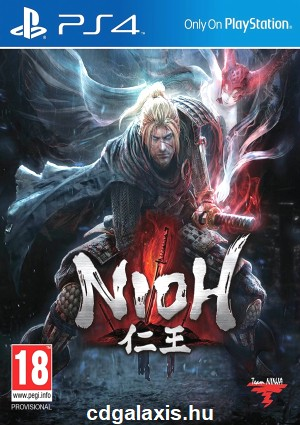Playstation 4 Nioh