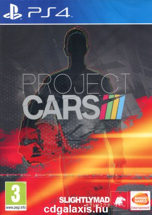 Playstation 4 Project CARS