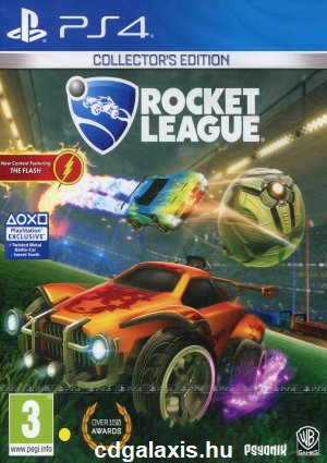 Playstation 4 Rocket League Collectors Edition