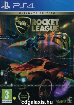 Playstation 4 Rocket League Ultimate Edition