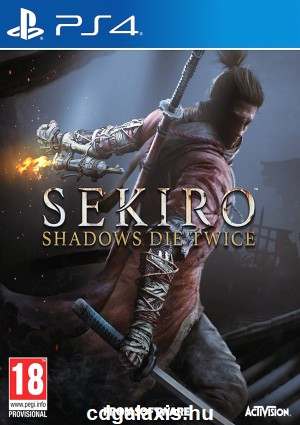 Playstation 4 Sekiro: Shadows Die Twice