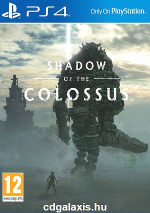 Playstation 4 Shadow of the Colossus