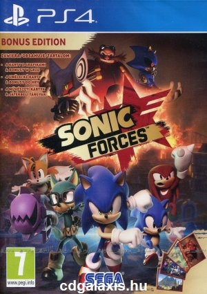 Playstation 4 Sonic Forces Bonus Edition