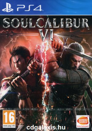 Playstation 4 Soul Calibur 6 (Soulcalibur VI)