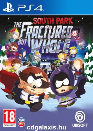 Playstation 4 South Park: The Fractured But Whole