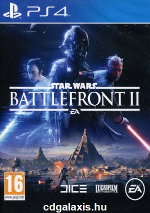 Playstation 4 Star Wars Battlefront 2