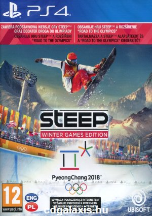 Playstation 4 Steep: Winter Games Edition