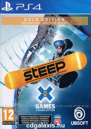 Playstation 4 Steep X Games Gold Edition