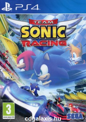 Playstation 4 Team Sonic Racing