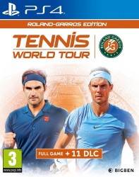 Playstation 4 Tennis World Tour Roland-Garros Edition