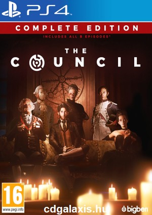Playstation 4 The Council Complete Edition