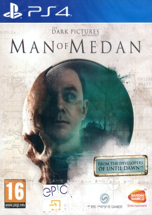 Playstation 4 The Dark Pictures Anthology: Man of Medan