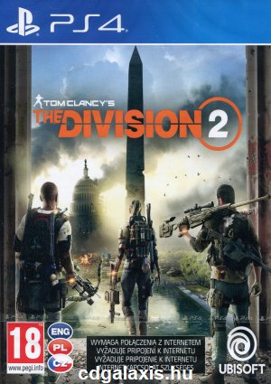 Playstation 4 The Division 2