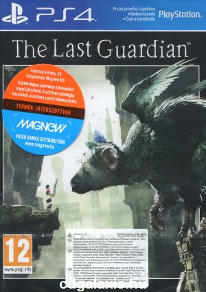 Playstation 4 The Last Guardian