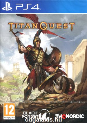 Playstation 4 Titan Quest