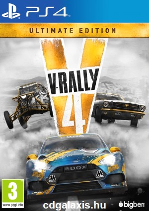 Playstation 4 V-Rally 4 Ultimate Edition