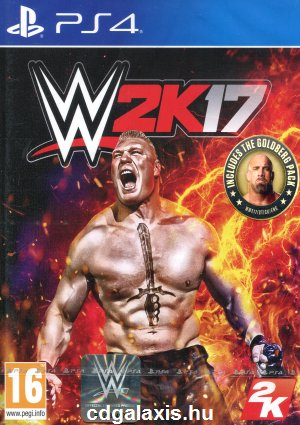 Playstation 4 WWE 2K17