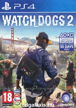 Playstation 4 Watch Dogs 2