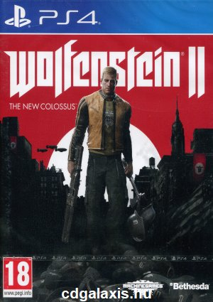 Playstation 4 Wolfenstein II: The New Colossus