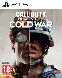 Playstation 5 Call of Duty Black Ops Cold War