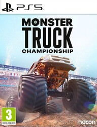 Playstation 5 Monster Truck Championship