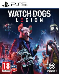Playstation 5 Watch Dogs Legion