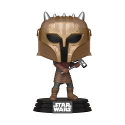 Relikviák Funko POP: Star Wars The Mandalorian The Armorer (353)