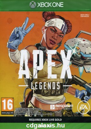 Xbox One APEX Legends Lifeline Edition borítókép