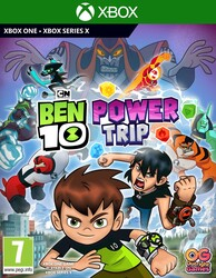 Xbox One Ben 10 Power Trip