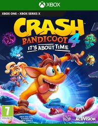 Xbox One Crash Bandicoot 4 Its about Time