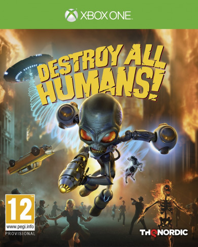 Xbox One Destroy All Humans! (2020)