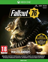 Xbox One Fallout 76 Wastelanders