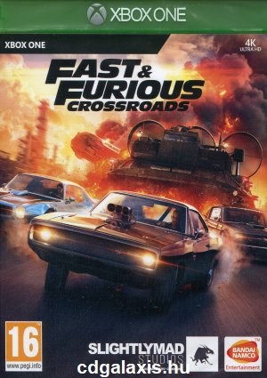Xbox One Fast and Furious Crossroads