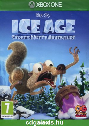 Xbox One Ice Age Scrats Nutty Adventure