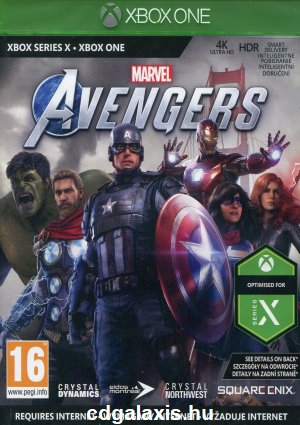 Xbox One Marvels Avengers