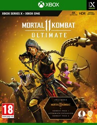 Xbox One Mortal Kombat 11 Ultimate Edition