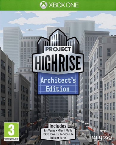 Xbox One Project Highrise Architect