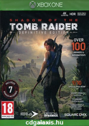 Xbox One Shadow of the Tomb Raider: Definitive Edition