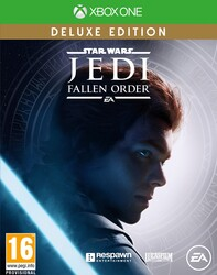 Xbox One Star Wars Jedi Fallen Order Deluxe Edition