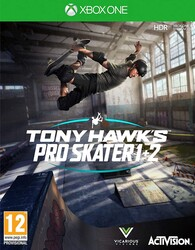Xbox One Tony Hawk's Pro Skater 1+2