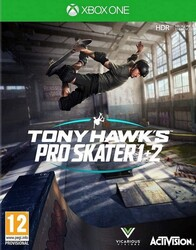 Xbox One Tony Hawk's Pro Skater 1+2 (XBO)