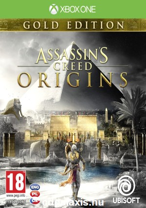 Xbox One Assassin's Creed Origins Gold Edition