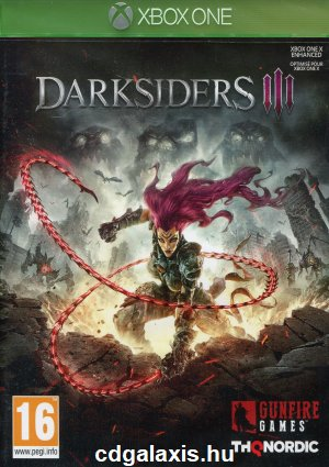 Xbox One Darksiders 3