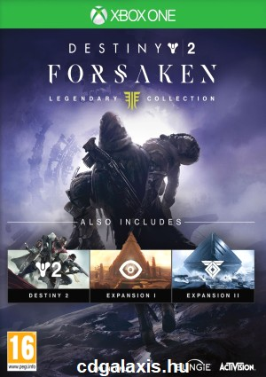 Xbox One Destiny 2 Forsaken Legendary Collection