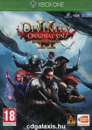 Xbox One Divinity: Original Sin 2 Definitive Edition