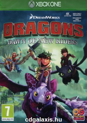 Xbox One Dragons Dawn of New Riders