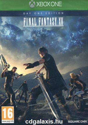 Xbox One Final Fantasy XV Day One Edition