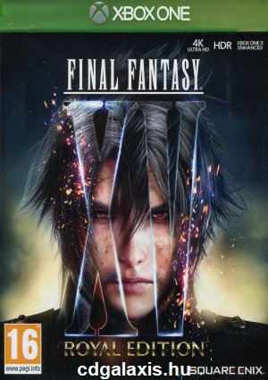 Xbox One Final Fantasy XV: Royal Edition